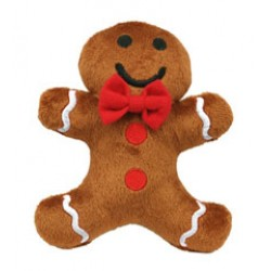 Gingerbread Toy for Dogs
