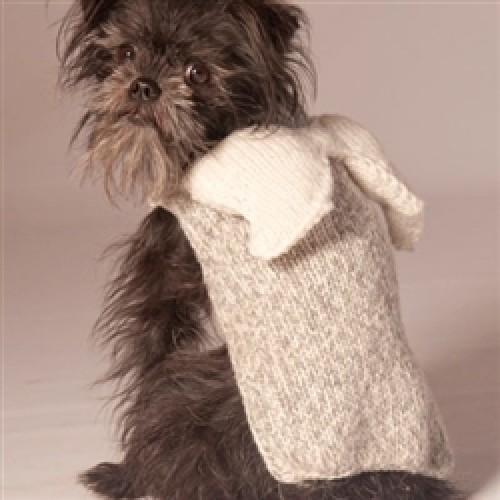 Angel Wings Dog Sweater