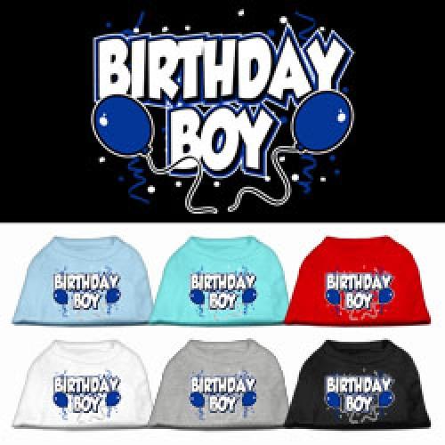 Birthday Boy Shirt For Dogs