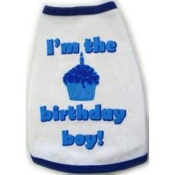Birthday Boy Tank  for Dogs