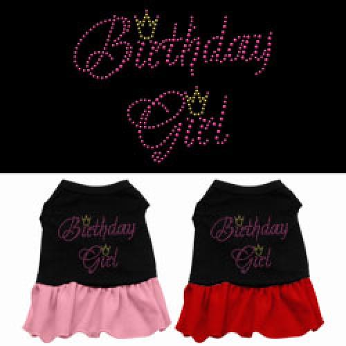 Birthday Girl Doggy Dress