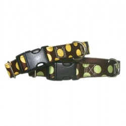 Clare Dots - Collars & Leashes