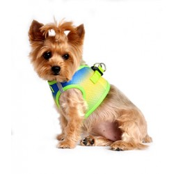 Cobalt Sport American River Dog Harness - Ombre Collection