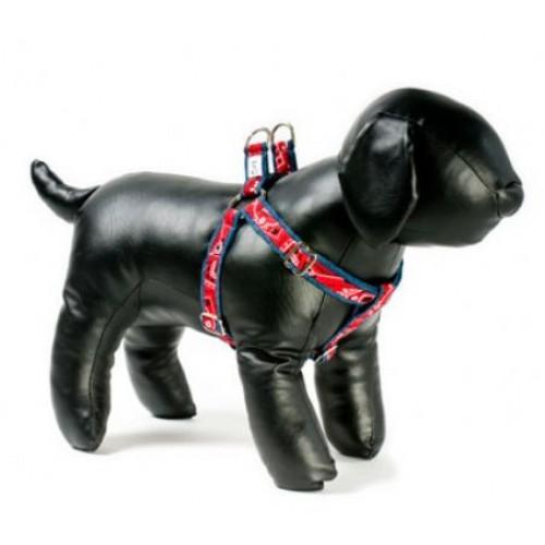 Cowboy Adjustable Step-in Dog Harness