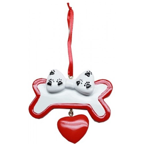 Cutie Paw Christmas Ornament