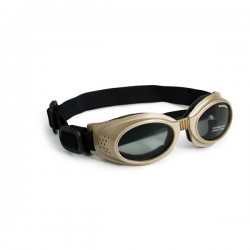 Doggles - Originalz Chrome Frame with Smoke Lens