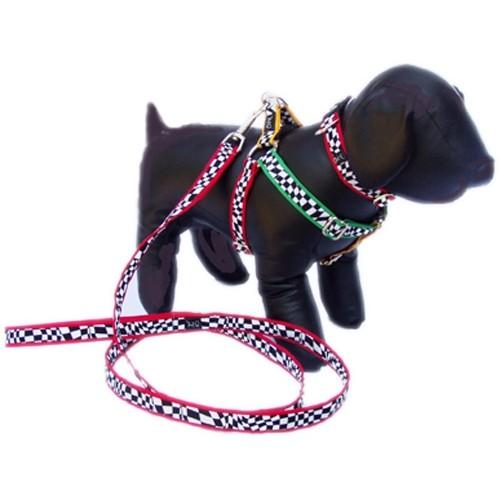 Fast Car Adjustable Step-in Dog Harness