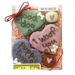 Valentine For My Sweetie Dog Treats