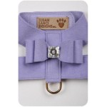 French Lavender Big Bow Harness by Susan Lanci Designs