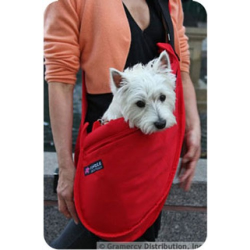 Fundle® Classic Red Dog Sling