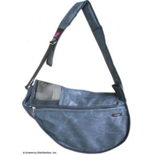 Fundle® Lux Navy Dog Sling