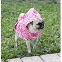 Garden Gate Raincoat for Dogs