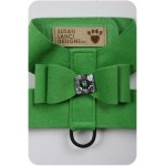Green Big Bow Harness by Susan Lanci Designs