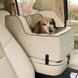 Highback Console Pet Car Seat