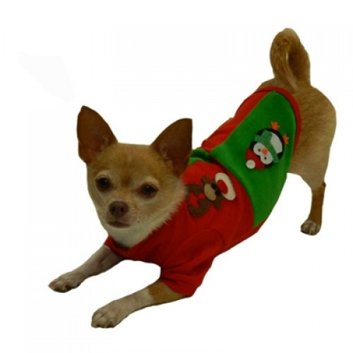 Holiday Patchwork Tank for Dogs by Ruff Ruff Couture®