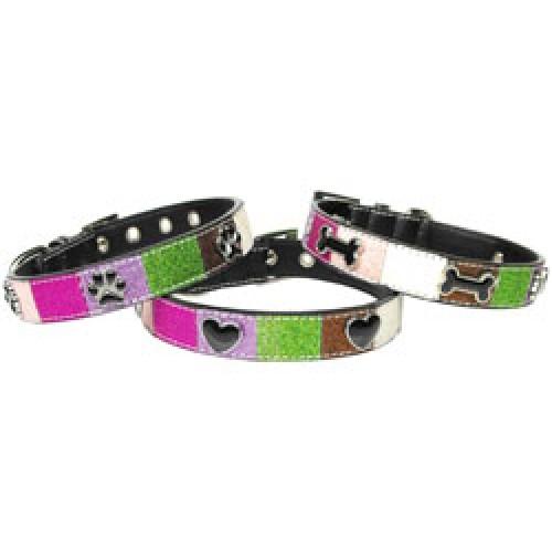 Ice Cream Doggy Collars - Pink Mix