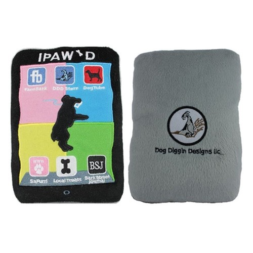 iPawd Plush Dog Toy