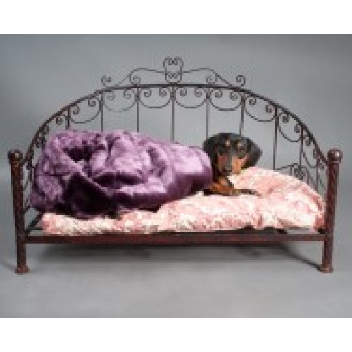 Iron Princess Day Bed for Dogs