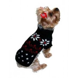 Jack Frost Dog Sweater