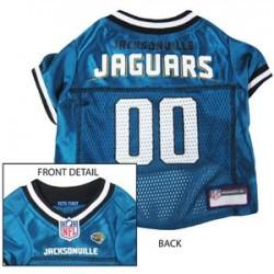 Jacksonville Jaguars NFL Jersey for Dogs