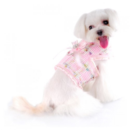 Lola Dog Harness Top