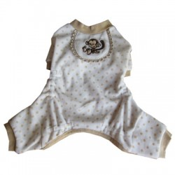 Monkey Pajamas for Dogs