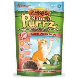 Natural Purrz Cat Treats - order comes with 2  3.oz packages!