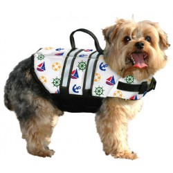 Nautical Designer Life Jacket