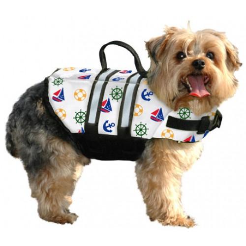 Nautical Designer Life Jacket