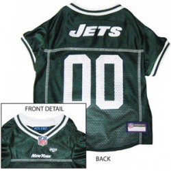 New York Jets NFL Jersey for Dogs