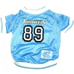 North Carolina Tar Heels Dog Jersey