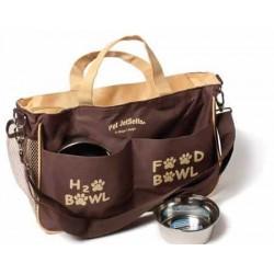 Doggy Diaper Bags - Brown/Tan