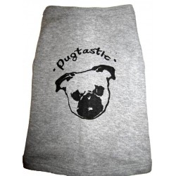 Pugtastic Dog T-Shirt