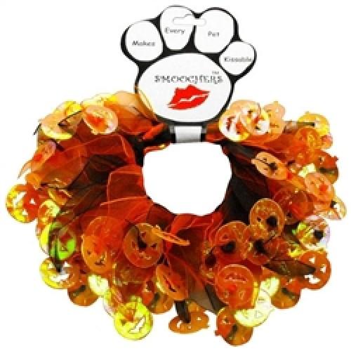 Pumpkin Smoocher for Dogs