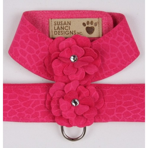 Raspberry Tinkies Garden Series Harness by Susan Lanci Designs