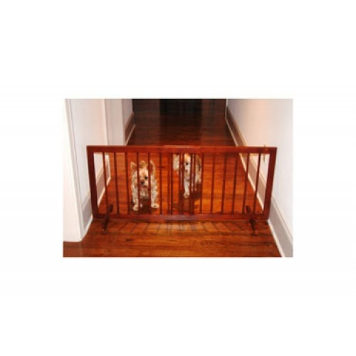 Step Over Dog Gate - 20 Height