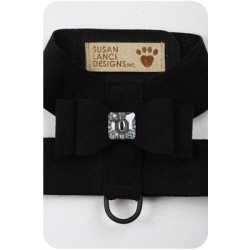 Black Big Bow Harness by Susan Lanci Designs