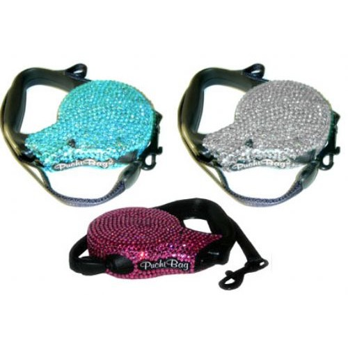 Swarovski Crystal Fashion Leash for Dogs