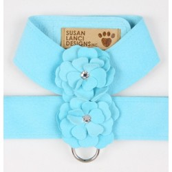 Tiffi Blue Tinkies Garden Series Harness by Susan Lanci Designs