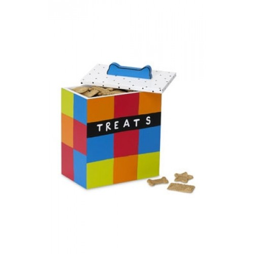 Treats Treat Box - Hand Painted Collection