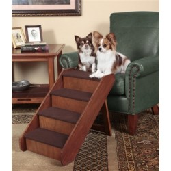 PupSTEP Wood Pet Stairs - 2 sizes!