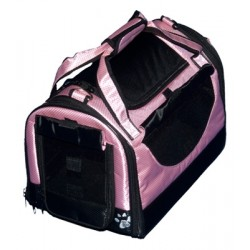 World Traveler with Wheels - Crystal Pink