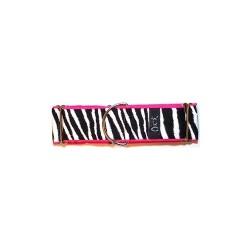 Zebra Martingale Collars