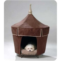 Vive Le Chocolate Pet Bed