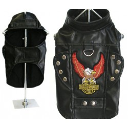 """""""Born To Ride"""" Motorcycle Harness Jacket"""