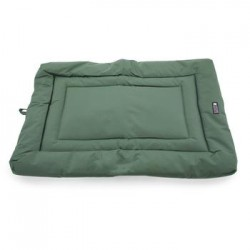 Slumber Waterproof Dog Cushion - Moss Green