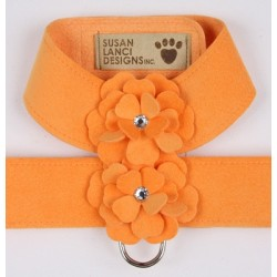 Tangerine Tinkies Garden Series Harness by Susan Lanci Designs