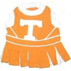 Tennessee Vols Cheerleader Dog Dress