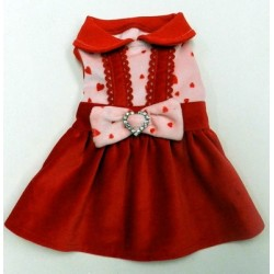 Valentine Dog Dress by Ruff Ruff Couture®