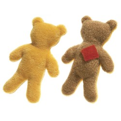 West Paw Teddy Plush Dog Toy
